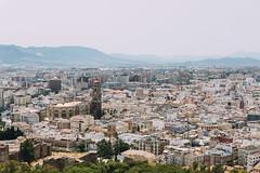 Málaga | Spain (Caroline Groneberg) Tags: spanien malaga andalusien gibralfaro aussicht aussichtspunkt stadt