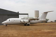 TN-AIF British Aerospace 146-200 (pslg05896) Tags: tnaif bae146 allegianceair jnb faor johannesburg ortambo