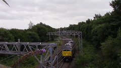 37884 (DRS66421) Tags: 37884 railoperationsgroup rog springburn 0t05 train