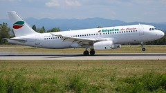 LZ-LAD (Breitling Jet Team) Tags: lzlad bulgarian air charter euroairport bsl mlh basel flughafen lfsb