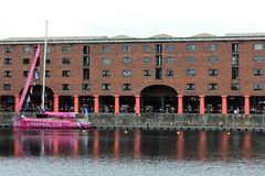 River Mersey And Albert Docks and Mann Island Liverpool. (@oakhamuk) Tags: rivermersey albertdocks mannisland liverpool merseyside