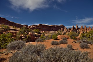 Across Utah! (Arches National Park)