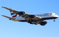 G-XLEL British Airways Airbus A380-841@YVR 07Aug18 (Spotter Brandon) Tags: britishairways airbus a380 a380841 a380800 gxlel speedbird yvr cyvr vancouver superjumbo