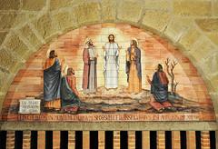 4º misterio luminoso: la transfiguración del Señor (Santuario Torreciudad) Tags: virgen maria santuario misterio rosario