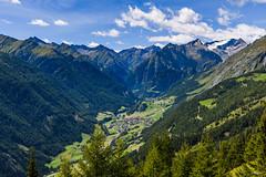 View over Prägraten (BIngo Schwanitz) Tags: 2017 bingoschwanitz bingos d500 ingoschwanitz nationalpark nationalparkhohetauern nikkor nikon nikond500 osttirol outdoor prägraten virgen virgental österreich