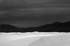 white sands #6 (booksin) Tags: whitesands newmexico black white bw abstract abstracted abstraction abstrait abstrakt abstraktum astratto abstracción minimal minimalism minimalistic minimalist landscape earth sky booksin copyright2018booksinallrightsreserved