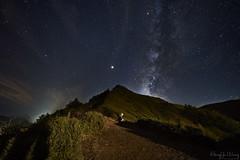 合歡尖山銀河 (Hong Yu Wang) Tags: galxy a73 a7iii 1224g 合歡山 銀河 星空 night taiwan