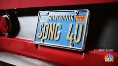 CA - SONG 4U (blazer8696) Tags: 1972 2018 brookfield ca ct california carpenter comfychair connecticut ecw ferrari gtc gtc4 garage hard img9963 jay leno lenos obtusehill off pays richard song4u t2018 usa unitedstates work license plate vanity
