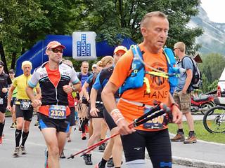 Tiroler Zugspitz Arena half marathon 2017, Ehrwald - Austria (N2405)