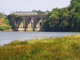 Puente de la Ría del Landro, Viveiro
