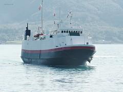 """Røtinn"" (OlafHorsevik) Tags: røtinn ferge ferga ferry ferja ferje fv17 rv17 kystriksveien torghattennord thn hurtigruten reserveferge forøy ågskardet"