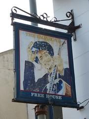 Pub Sign - The Vagabond, Markborough Street, Whitehaven 180526 (maljoe) Tags: pubsigns pubsign inn inns publichouse pub pubs tavern taverns whitehaven