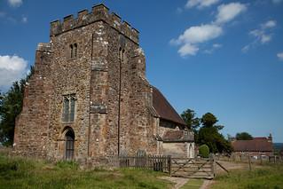 Brightling Parish Church..