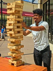 Jenga guys (LarryJay99 ) Tags: jenga man men guy guys dude male studly manly dudes handsome faces facial facialhair friends peeking peekingpits hairyarms caps youngguys youngmen glasses shades sleevless sleevelessshirts shirts jeans shorts arms armpits hairypits pits handoms young denim