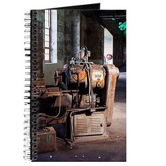 industrial_journal (Fine Arts Designer) Tags: notebook notebooks writing write stationaery paper spiral