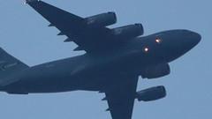 Jet Plane (blazer8696) Tags: 2018 boeing brookfield c17 ct connecticut ecw globemaster globemasteriii iii obtusehill t2018 tabledeck usa unitedstates aircraft jet military transport img0128 stewart