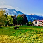 Morning in Kiefersfelden, Bavaria, Germany thumbnail