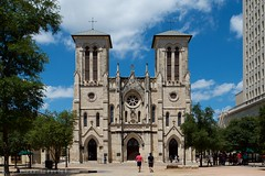 San Fernando Cathedral (dangr.dave) Tags: architecture bexarcounty downtown historic sanantonio texas tx sanfernandocathedral