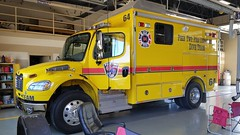 Tactical 64 (Central Ohio Emergency Response) Tags: pike township indiana indianapolis marion county fire department truck pierce freightliner dive team scuba underwater recovery