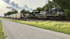 20180818_NS_IL_Shiloh_ShilohStaRd_3 (gatewayrail) Tags: railroad railfan trains norfolksouthern ns