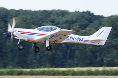 PH-4G3 (QSY on-route) Tags: ph4g3 old timer fly drive in 2018 schaffen diest ebdt 11082018