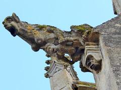 2018 24 mai ND Epine extérieur (areims) Tags: église lepine gargouille eglise