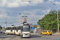 4047 - 34 - 22.06.2018 (VictorSZi) Tags: romania bucuresti bucharest transport publictransport ratb summer vara nikon nikond3100 tram tramvai iunie june