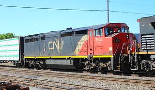 CN 2452, Chapman, Neenah, 24 Jun 18