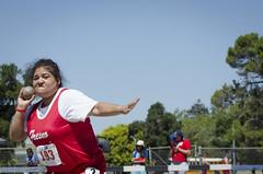 SONC SummerGames18 Tony Contini Photography_0537 (Special Olympics Northern California) Tags: 2018 summergames trackfield throwing athlete femaleathlete teamfresno adultathlete specialolympics