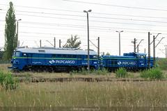 ST44-1203 (PM's photography) Tags: train trainspotting rail railroad railway pkp pkpcargo cargo freight st44 m62 gagarin czerwiensk st441203 diesel loco