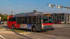Metrobus #2600 (NoVa Transportation Photos) Tags: metrobus 2600 2005 orion vii cng wmata metro washington metropolitan area transit authority