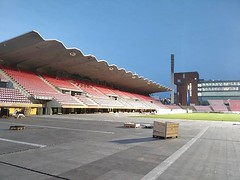 Meidän seura veti taas stadionin täyteen #tampere #ratina #scubalibre