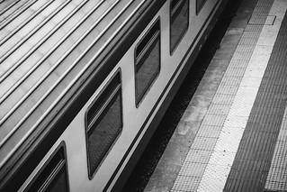 Train - Genova, Italy
