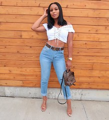 Gettin my cutie girl on 💁‍♀️ Do y'all like this look? 🤔 #photooftheday #fashionista #ootd #InstaStyle #Instafashion #blackgirlmagic #stylish #streetstyle #fashionstyle #fashiongram #lookoftheday #instalife #stylegram (latoyaforever) Tags: latoyaforever latoyaslife baby samia latoya