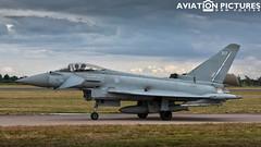 Eurofighter Typhoon FGR4 ZK317