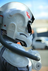 Star Wars (Barry Miller _ Bazz) Tags: star wars storm trooper canon 5dsr l lens widnes cheshire halton st bedes ourdoor photography