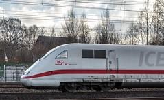 067_2018_03_20_Hamburg_Harburg_5401_586_5401_581_DB_ICE_Hbf (ruhrpott.sprinter) Tags: ruhrpott sprinter deutschland germany allmangne nrw ruhrgebiet gelsenkirchen lokomotive locomotives eisenbahn railroad rail zug train reisezug passenger güter cargo freight fret hamburg harburg akiem boxx ctd db dispo dbcsc dsc egp eloc locon lte me meg mt mteg nrail press rhc rsc slg 0185 0650 0812 1212 1214 1246 1261 1273 3296 3333 4482 5812 6101 6140 6143 6145 6182 6187 6193 6241 7386 logo natur graffiti