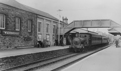 cornwall - wadebridge station with SR 3058 (johnmightycat1) Tags: railway lswr southern cornwall