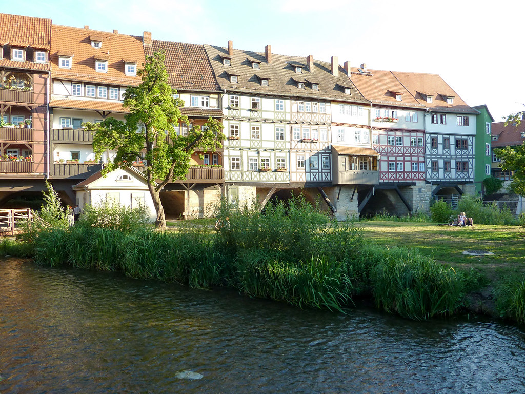 The World\'s Best Photos of erfurt and krämerbrücke - Flickr Hive Mind