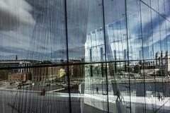 Oslo opera (KjellAV) Tags: oslo opera norway city eye window sky building architecture norge by arkitektur operahus