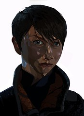 peer into artificial soul detroit become human (kendrickstafford@rocketmail.com) Tags: detroitbecomehuman kara android artifical intelligence videogame
