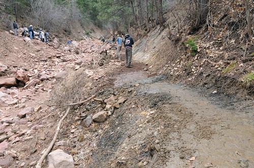Photo - Flatirons Climbing Council Trail Project
