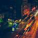 Tram notturno a Cracovia