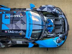 Dempsey-Proton Racing - Porsche 911 RSR - GTE-Am (Gary8444) Tags: gteam silverstone wec lmp1 endurance world grsr rsr gtepro sportscar august 2018 championship motorsport 911 porsche lmp2 aylesburyvaledistrict england unitedkingdom gb