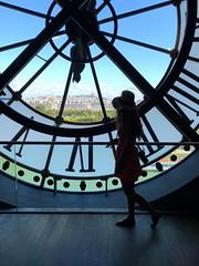 Paris in August (KkleinRN) Tags: