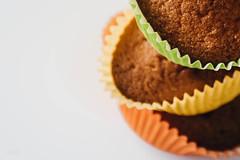 Cupcake colors (babs van beieren) Tags: cupcake cake papercups colors multicolor pastels macromondays monday orangegreenandyellow