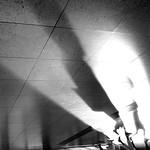 Shadow on the floor ... thumbnail