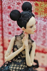 Popovy Peewit (stashraider) Tags: popovy sisters resin ball jointed doll hand made shoes wigs outfits art dolls