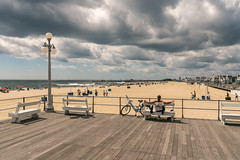 Against the Odds - Ocean Grove (mcmessner) Tags: beach boardwalk fineart newjersey og oceangrove streetphotography travel travelphotography usa us