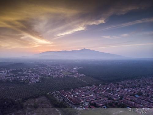 Sunset - Gunung Jerai, Kedah